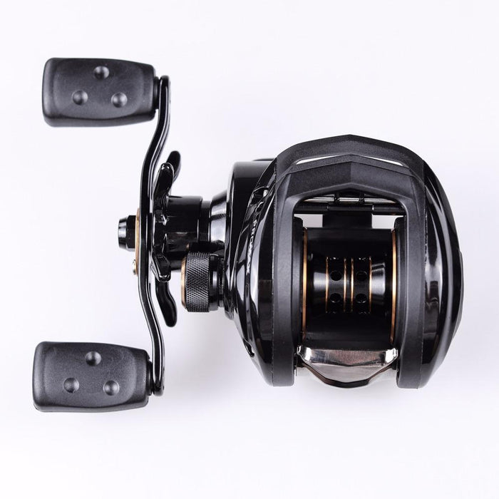 Abu Garcia Pro Max 3 Low Profile 7.1:1 Bait Casting Reel 7Bb Left/Right Hand-Baitcasting Reels-AOTSURI Fishing Tackle Store-Right Handed Version-Bargain Bait Box