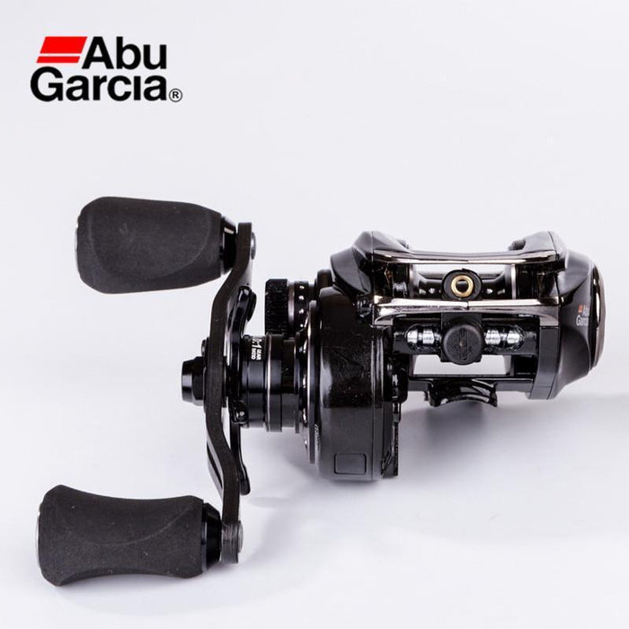 Abu Garcia Revo Mgx2-Hs Baitcasting Reel Ultra-Light Metal Fishing Reel Magnetic-Baitcasting Reels-Cycling & Fishing Store-Left Hand-Bargain Bait Box