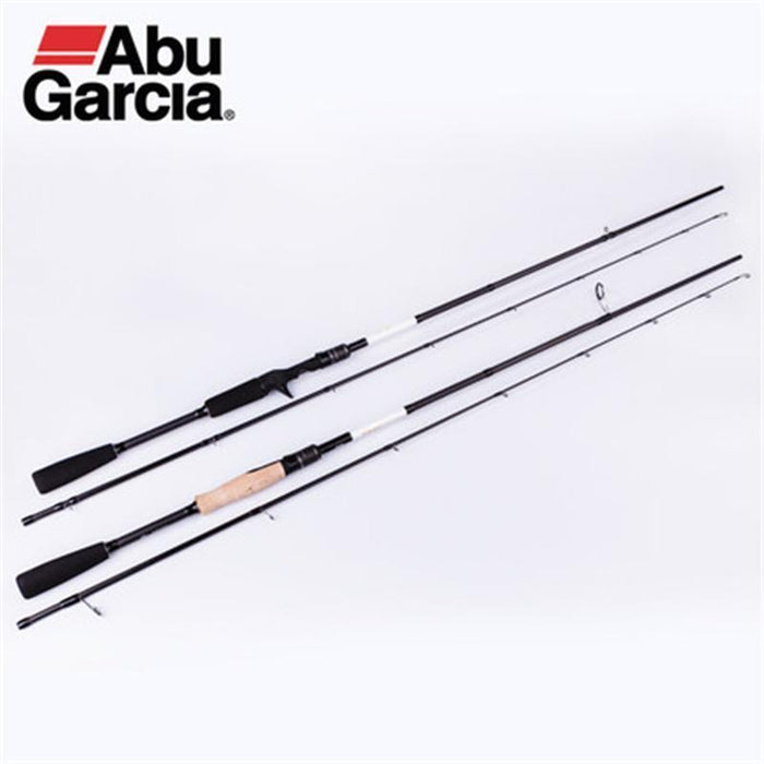 Abu Garcia Revo Spinning/Casting Rod Culter Lure Rod 2 Sections 2.08-2.44M-Spinning Rods-Tomwin Outdoor Store-White-Bargain Bait Box