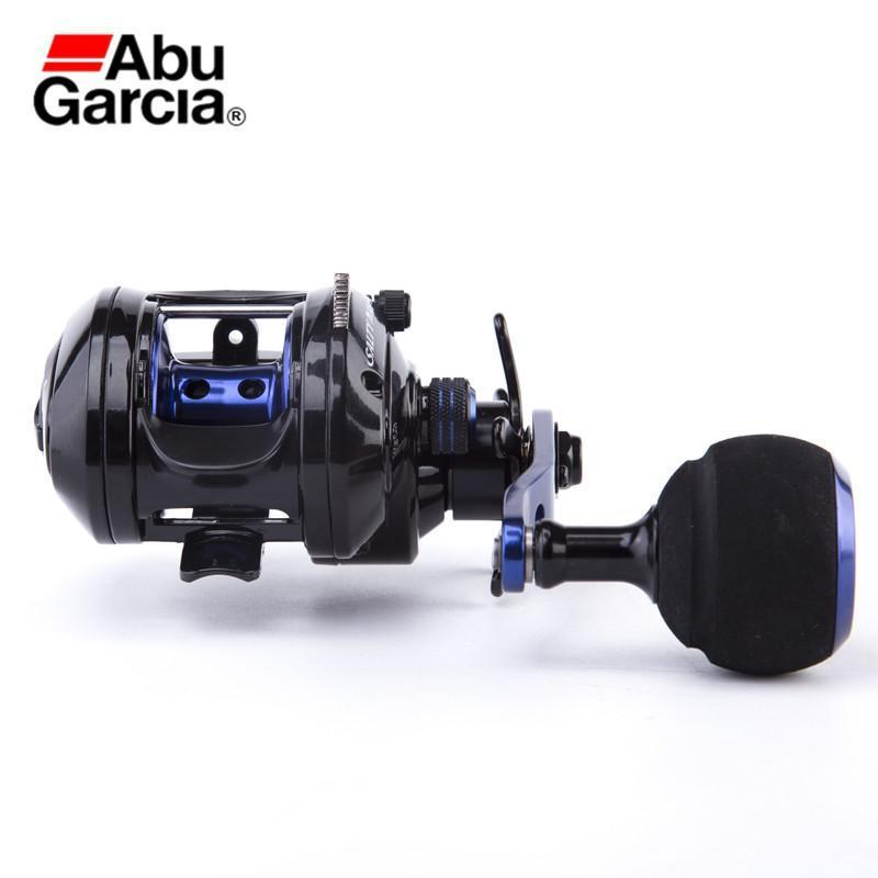 Abu Garcia Salty Max Plus Lp 2+1Bb 6.2:1 Baitcasting Reel Sea Fishing Water Drop-Baitcasting Reels-Tomwin Outdoor Store-Right Hand-Bargain Bait Box