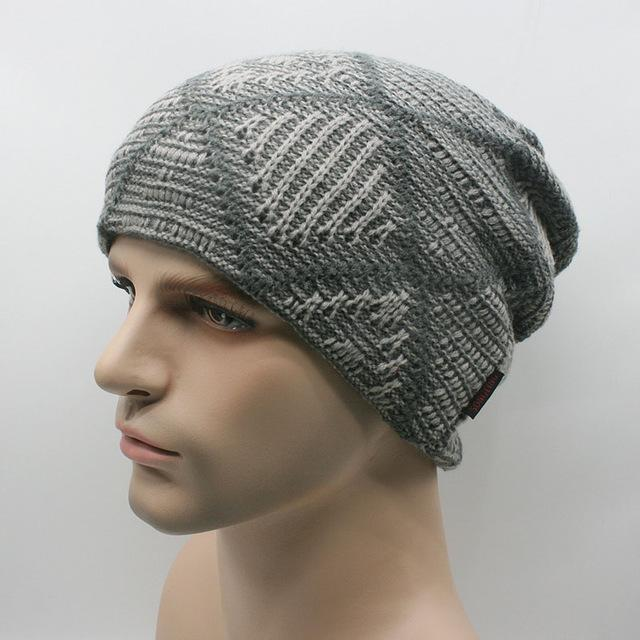 [Aetrends] Hats Men Hat Beanies Skullies With Velvet Inside Z-2019-Beanies-Bargain Bait Box-Color No 5-Bargain Bait Box