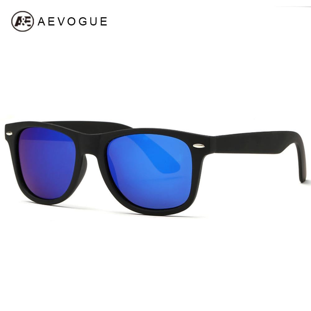 Aevogue Polarized Men'S Sunglasses Unisex Style Metal Hinges Polaroid Lens Top-Polarized Sunglasses-Bargain Bait Box-NO1-Bargain Bait Box