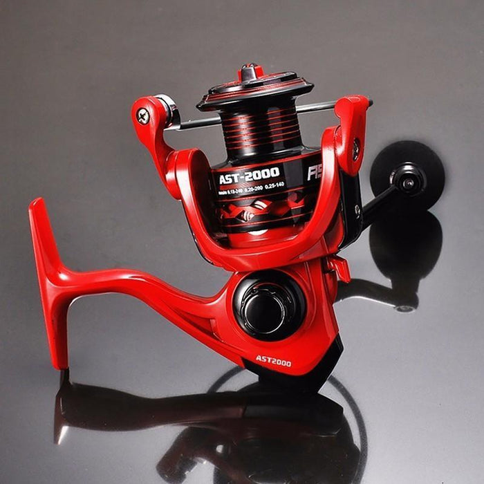 All-Metal 13+1Bb Spinning Fishing Reel Eva Handle Fishing Reels 1000-5000 Series-Spinning Reels-Dynamic Outdoor Store-1000 Series-Bargain Bait Box