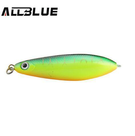 Allblue Spoon Minnow 8.5Cm/15.5G Saltwater Anti-Hitch Crankbait Snapper Hard-AllBLue Fishing-C-Bargain Bait Box