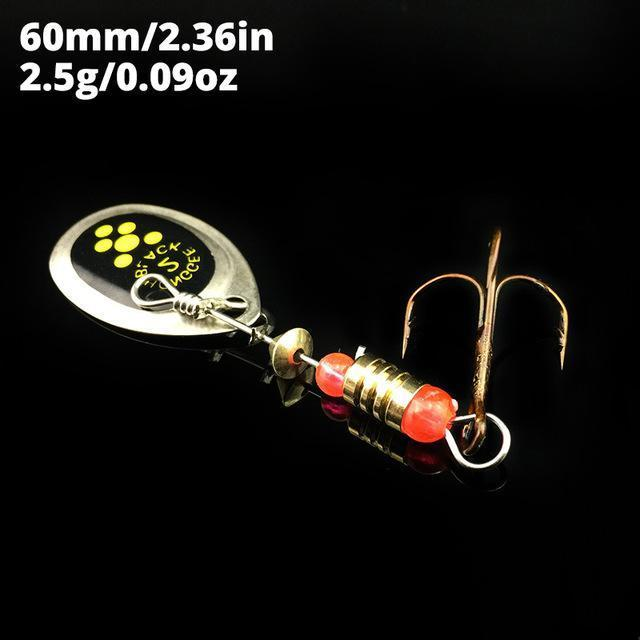 Amlucas Minnow Fishing Lure 50Mm 3.6G Topwater Hard Bait Japan Crankbait Carp-Amlucas Fishing Store-I-Bargain Bait Box
