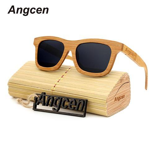Angcen Sunglasses Women Sunglasses Men Oculos Glasses Ray Sunglass Reading-Polarized Sunglasses-Bargain Bait Box-Gray-Bargain Bait Box