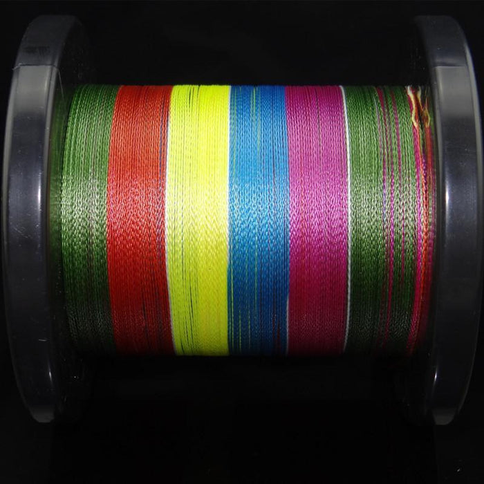 Anmuka Brand Fishing Line 500M 8 Strands Pe Line Japan Multifilament-Anmuka Outdoor store-0.8-Bargain Bait Box