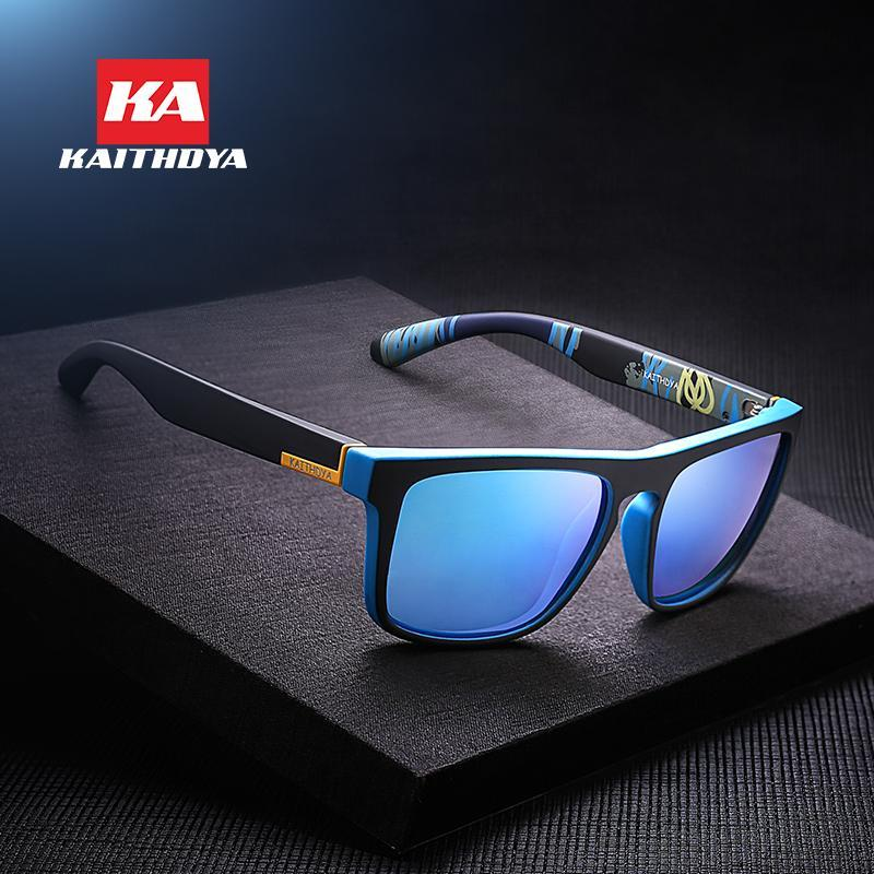 Aviator Luxury Sunglasses Men Polarized Coating Mirror Lens Driving Sun-Polarized Sunglasses-Bargain Bait Box-C1-Bargain Bait Box