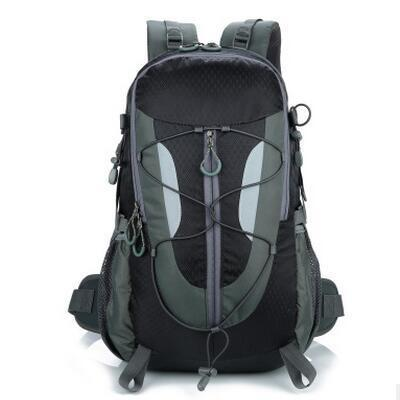 Backpack 30L Camping Tourist Backpack Waterproof Sport Bag Hunting Backpacks-Backpacks-Bargain Bait Box-Black-30 - 40L-China-Bargain Bait Box