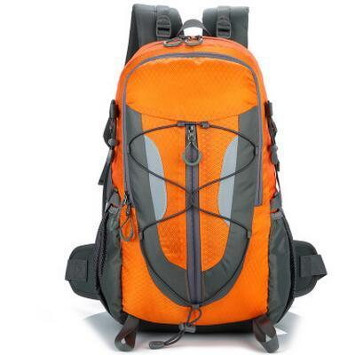 Backpack 30L Camping Tourist Backpack Waterproof Sport Bag Hunting Backpacks-Backpacks-Bargain Bait Box-Orange-30 - 40L-China-Bargain Bait Box