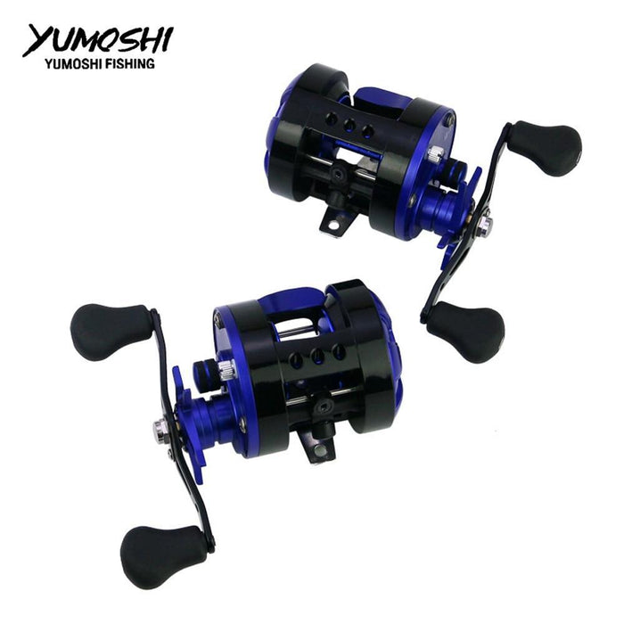 Baitcasting Fishing Reels Left Right Optional Super Strong Pull Tornado Drum-Baitcasting Reels-liang1 Store-2000 Series-Left Hand-Bargain Bait Box