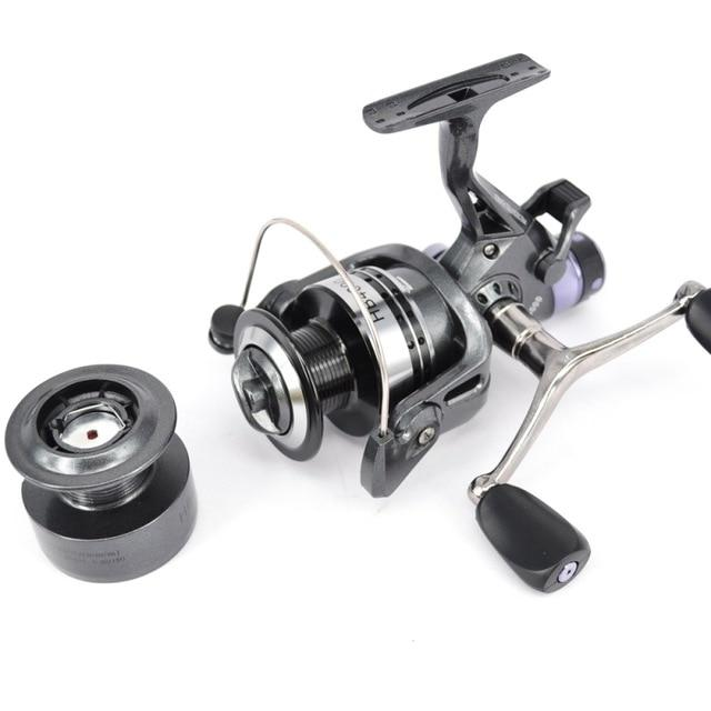 Ball Bearing 10Bb Spinning Reels Fishing Wheel Metal Line Cup Fishing Spool-Spinning Reels-AISPORT Store-HB6000-China-Bargain Bait Box