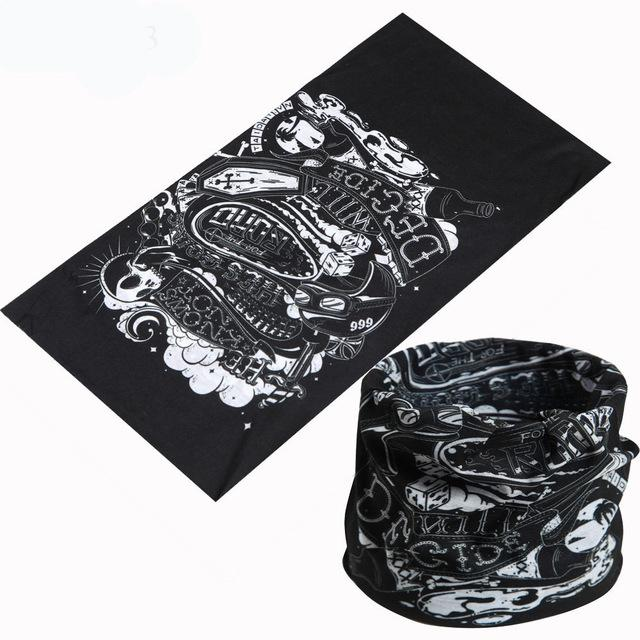 Batch Headwear Neck Bandana Multi Scarf Tube Mask Cap Large Number Of Style /-Face Shields-Bargain Bait Box-BC5253-Bargain Bait Box