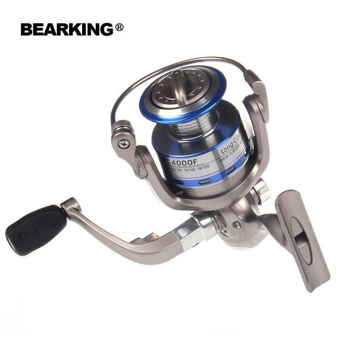 Bearking Brand Ninjia Series Super Light Weight Body Max Drag 12Kg Carp-Spinning Reels-bearking Official Store-2000 Series-Bargain Bait Box