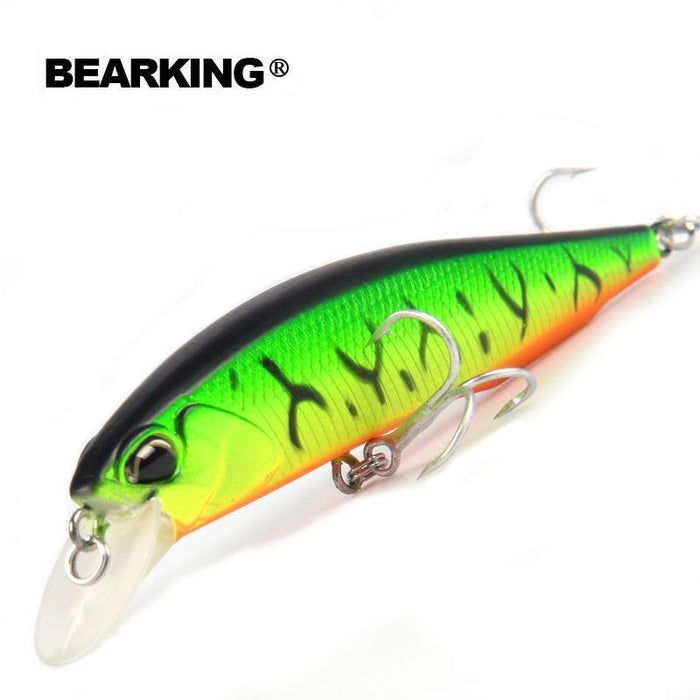 Bearking Fishing Lures 100Mm 14.5G,5Pcs/.Lot. Bear King 2015 Good Fishing-bearking Official Store-Bargain Bait Box