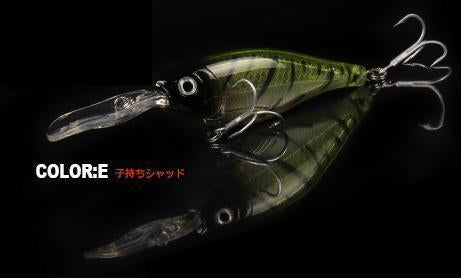 Bearking Retail A+ Fishing Lures Hot-Selling 80Mm/14G, Slim Size Minnow-bearking Official Store-E-Bargain Bait Box