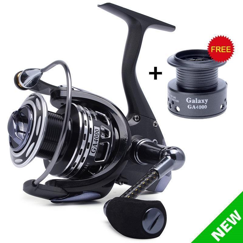 Best Sell 12+1 Ball Bearing Fishing Spinning Reel Best Line Roller Fishing-Spinning Reels-Sequoia Outdoor Co., Ltd-2000 Series-Bargain Bait Box