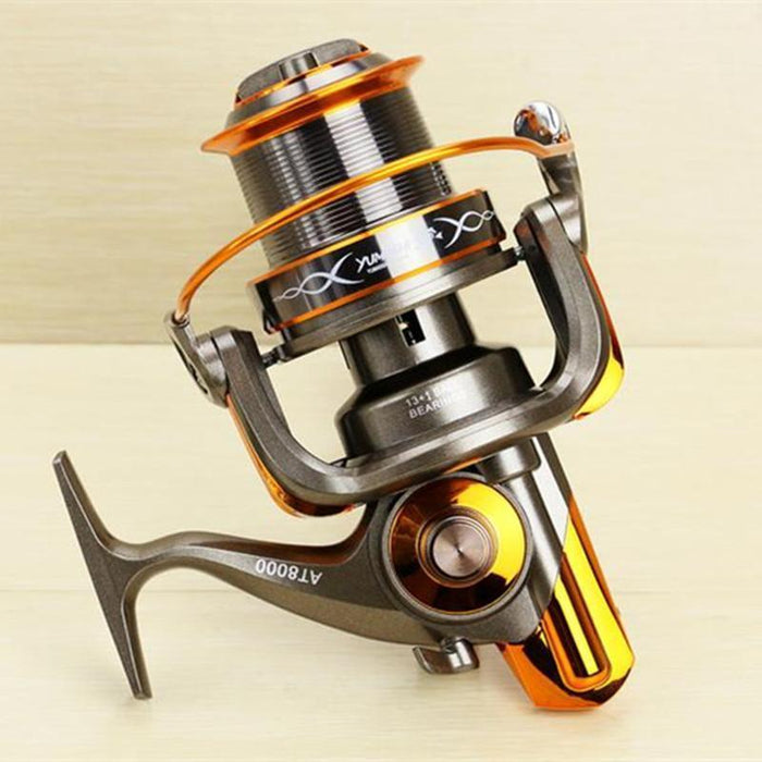 Big Size Surfcasting Fishing Reel Distant Wheel 8000/9000 Series Spinning-Spinning Reels-Even Sports-8000 Series-Bargain Bait Box