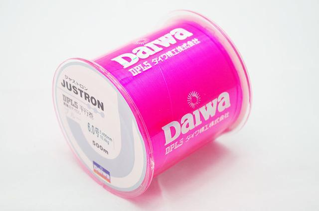 Blade Series 500M Fishing Line Monofilament Daiwa Japan Material Carp Fish-There is always a suitable for you-Pink-0.4-Bargain Bait Box