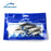 Bluesardine 5Pcs Soft Bait Fishing Lures Plastic Isca Artificial Soft Lures-Blue Sardine-Bargain Bait Box