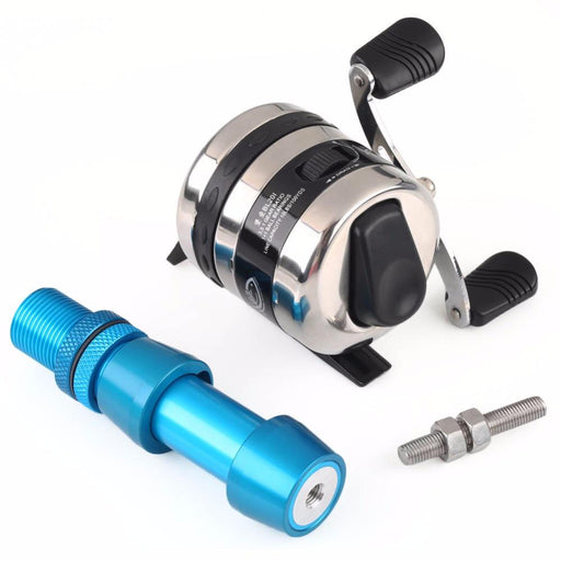 Bow Fishing Reel Spincast Reel With Fishing Reel Seat Gear Ratio 3.3:1-Spincast Reels-Bargain Bait Box-Bargain Bait Box