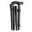 Brand 1*Outdoor Hiking Tools Stick Aluminum Alloy Metal Folding Cane Walking-Outdoor Sporting - Keep Healthy Store-White-Bargain Bait Box