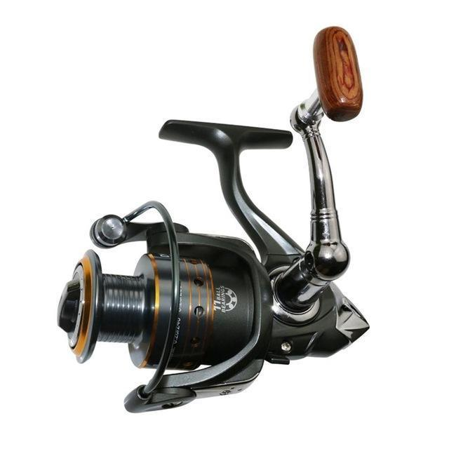 Brand Misurelure Mgg Series 11 Ball Bearings Metal Head Cnc Rocker Arm Fishing-Spinning Reels-FashionYK-S Outdoor Store-B-1000 Series-Bargain Bait Box