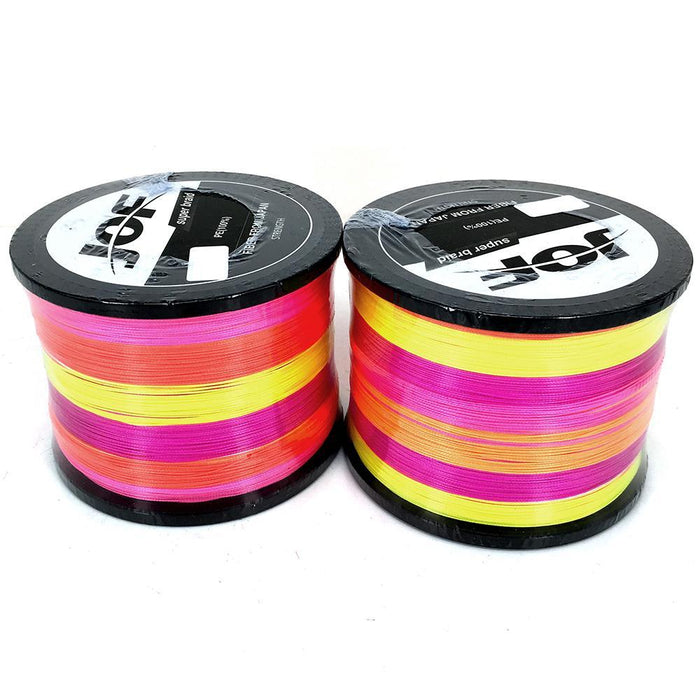Brand Pe Braided Fishing 1000M Lines Super Strong Japan Multifilament Fishing-HUDA Outdoor Equipment Store-1.0-Bargain Bait Box