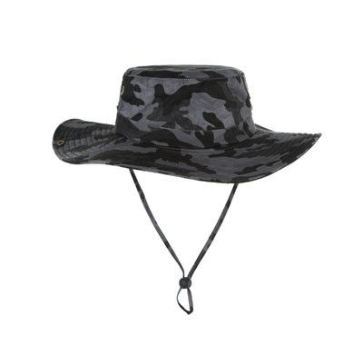 Bucket Hat Bonnie Hunting Fishing Cap - Wide Brim Military Bonnie Hats Hw035-Hats-Bargain Bait Box-HW035B-Bargain Bait Box