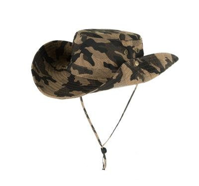 Bucket Hat Bonnie Hunting Fishing Cap - Wide Brim Military Bonnie Hats Hw035-Hats-Bargain Bait Box-HW035C-Bargain Bait Box