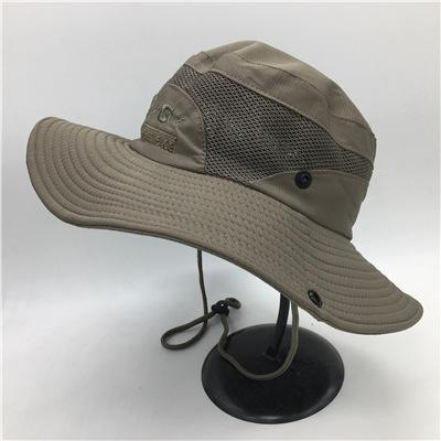 Camo Boonie Bucket Hats Camo Hats With Wide Brim Sun Fishing Bucket Hat-Hats-Bargain Bait Box-1-Bargain Bait Box