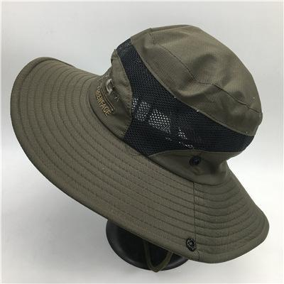Camo Boonie Bucket Hats Camo Hats With Wide Brim Sun Fishing Bucket Hat-Hats-Bargain Bait Box-2-Bargain Bait Box