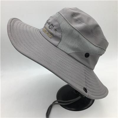 Camo Boonie Bucket Hats Camo Hats With Wide Brim Sun Fishing Bucket Hat-Hats-Bargain Bait Box-4-Bargain Bait Box