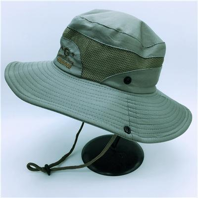 Camo Boonie Bucket Hats Camo Hats With Wide Brim Sun Fishing Bucket Hat-Hats-Bargain Bait Box-6-Bargain Bait Box