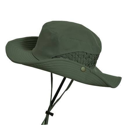 Camo Boonie Bucket Hats Camo Hats With Wide Brim Sun Fishing Bucket Hat-Hats-Bargain Bait Box-8-Bargain Bait Box