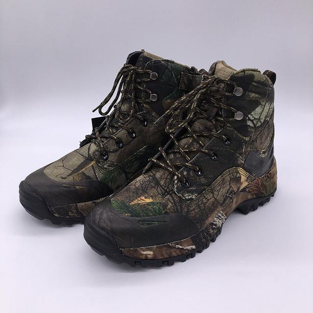 8cd9da7e2f24b Camo Hunting Boot Realtree Ap Camo Snow Boots Waterproof, Tactical Camo Boot -Boots-