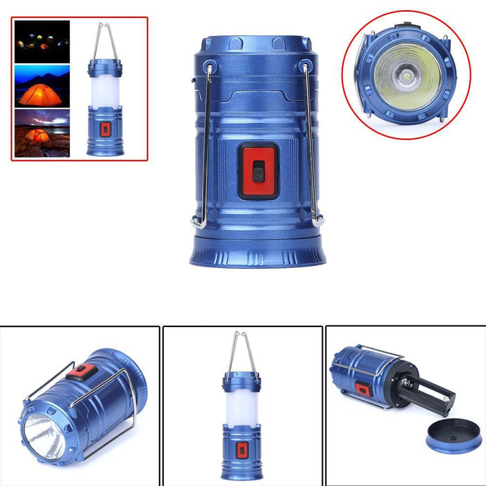 Camping Survival Camping Light Portable Cob Led Super Bright Camping Lantern-Outdoor & equipment Store-Bargain Bait Box