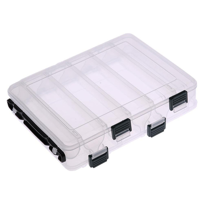 Carp Fishing Accessories Lures Bait Box Case Transparent Silicone Shrimp Boxes-simitter01-Bargain Bait Box