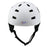 Ce Safety Water Sports Head Guard Safety Kayak Helmet Skating Head Protective-Raft & Kayak Accessories-Bargain Bait Box-White-L-Bargain Bait Box