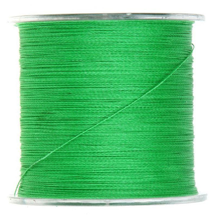 Cgds 500M 50Lb Colorful 4 Strands Multifilament Pe Braid Fishing Line (Light-China Good Deal Store-Bargain Bait Box