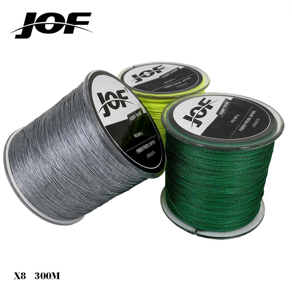 Cheap!!! Pe Braided Fishing Line Multifilament 8 Stands Carp Fishing Rope-HD Outdoor Equipment Store-Yellow-1.0-Bargain Bait Box