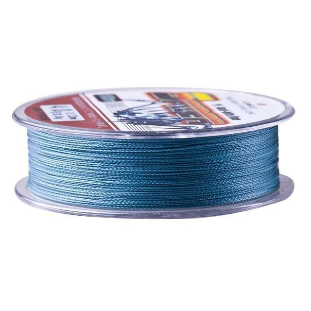 Cheap!!Super Strong 100M 4 Stands Superpower Multifilament Pescaria Fishing Line-SmartLure Store-0.4-Bargain Bait Box