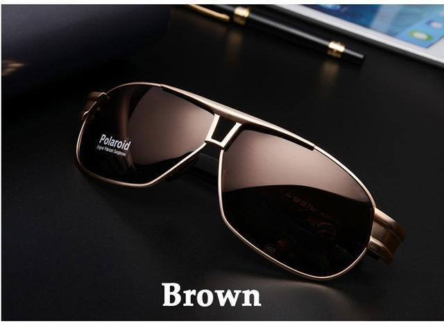 Coating Sunglass Moto Gp Polarized Sunglasses Rossi Sunglasses Men Women Uv400-Polarized Sunglasses-Bargain Bait Box-Brown-Bargain Bait Box