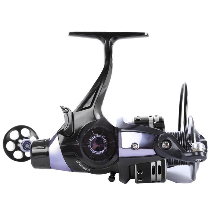Coonor 4.7:1 Fishing Reels 11 + 1 Ball Bearings For Ocean Lake Sea Beach Metal-Spinning Reels-Bike-Lover's Equipment Store-5000seires-Bargain Bait Box