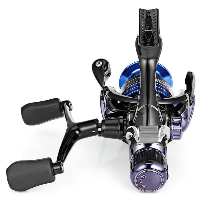Coonor 9 + 1Bb Metal Spool Fishing Reel With T-Shape Handle-Spinning Reels-Bike-Lover's Equipment Store-3000 Series-Bargain Bait Box