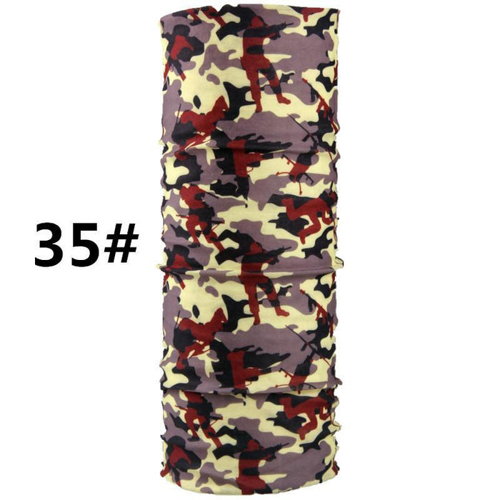 Copiro Outdoor Sunscreen Camping Hiking Scarf Cycling Polyester Bicycle Headwear-Sportwears Store-04-Bargain Bait Box
