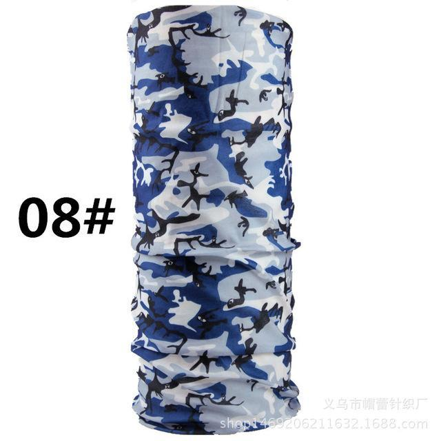 Copiro Outdoor Sunscreen Camping Hiking Scarf Cycling Polyester Bicycle Headwear-Sportwears Store-08-Bargain Bait Box