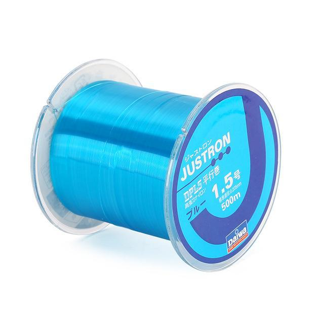 Daiwa 100% Original 500M Strong Quality Nylon Fishing Line Monofilament Japan-iLures Fishing Tackle Store-Blue-2.0-Bargain Bait Box