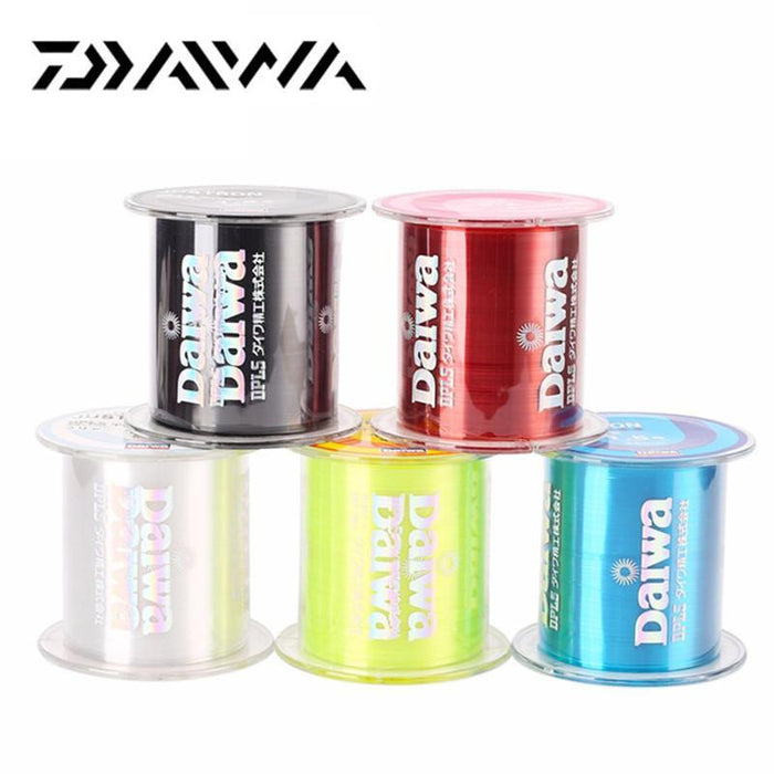 Daiwa 100% Original 500M Strong Quality Nylon Fishing Line Monofilament Japan-iLures Fishing Tackle Store-White-2.0-Bargain Bait Box
