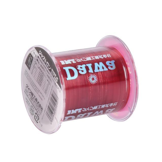 Daiwa Fishing Line Nylon Super Strong Z60 Series Japan Monofilament Fishing Line-DONQL Outdoors Store-coffee red-0.4-Bargain Bait Box